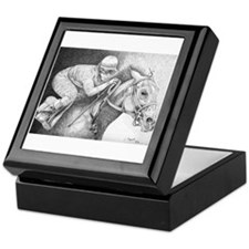 Home Stretch Keepsake Box