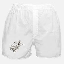 Donkey Cart Boxer Shorts