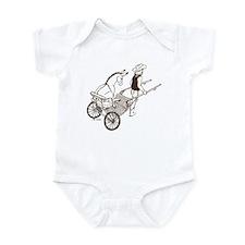 Donkey Cart Infant Bodysuit