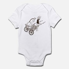 Donkey Cart Infant Bodysuit