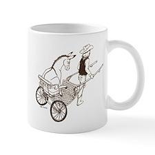 Donkey Cart Mug