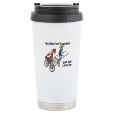 Mini Isn't Spoiled Travel Mug
