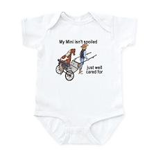 Mini Isn't Spoiled Infant Bodysuit
