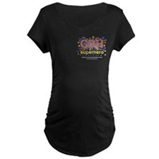 CDH Superhero Stars Logo for Girls T-Shirt