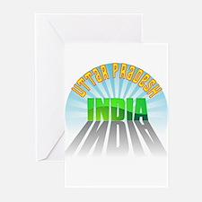 Uttar Pradesh Greeting Cards (Pk of 10)