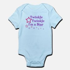 Twinkle Twinkle I'm a Star Infant Bodysuit