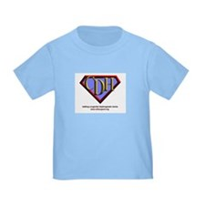 CDH Superhero Logo for Boys T