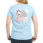 Enclose me with Love Women's Light T-Shirt