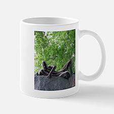 Sssssnakeman on Rock 1 Mug