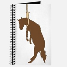Hung like a horse Journal