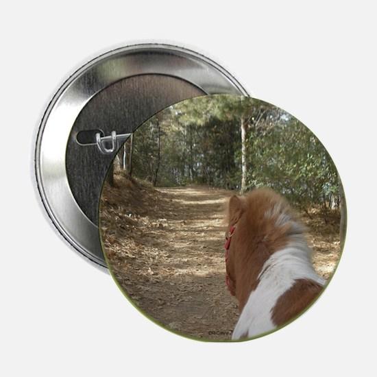"""Mini Trail 2.25"""" Button"""