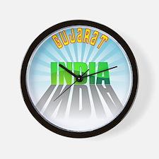 Gujarat Wall Clock