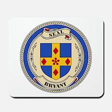 Seal - Bryant Mousepad