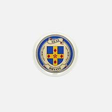 Seal - Bryant Mini Button