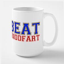 Beat Snodfart Large Mug