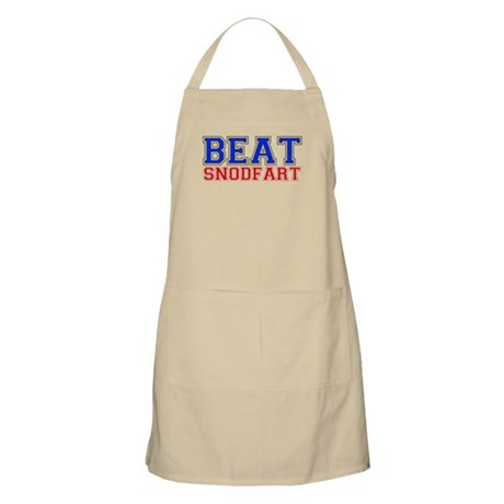 Beat Snodfart BBQ Apron