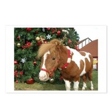 Mini Reinhorse Postcards (Package of 8)
