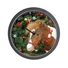 Mini Reinhorse Wall Clock