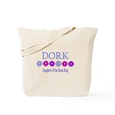 DORK - Daughter of the Risen Tote Bag
