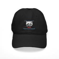 """""""WWII Not OCOII"""" Baseball Hat"""