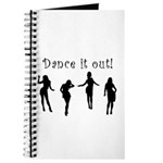 Dance It Out! Journal
