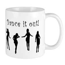 Dance It Out! Small Mug