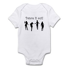 Dance It Out! Infant Bodysuit