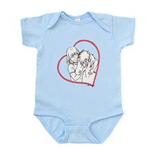 Heartline Mini Love Infant Bodysuit
