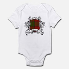 Grant Tartan Shield Infant Bodysuit