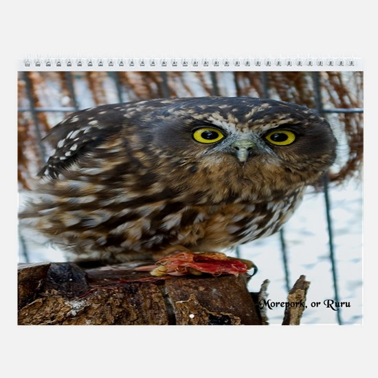 Wildlife & Insects Wall Calendar