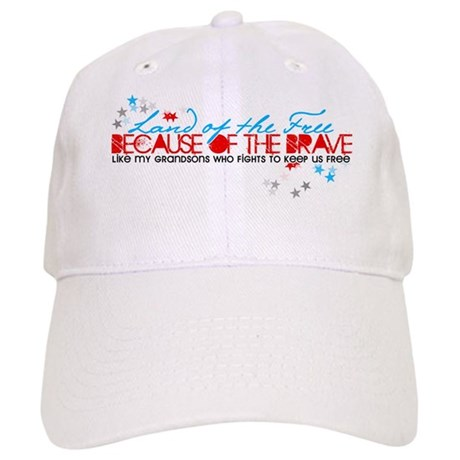 Land of the Free: Grandsons Cap