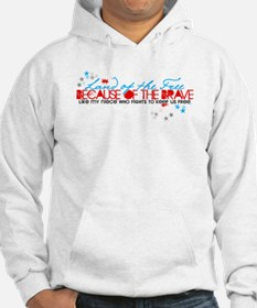 Land of the free: Niece Hoodie