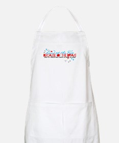 Land of the free: Niece BBQ Apron