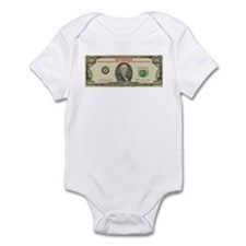 Liberty & Security Infant Bodysuit