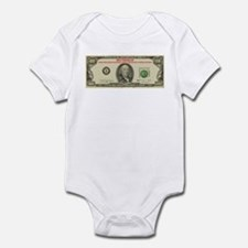 Liberty & Security Infant Bodysuit