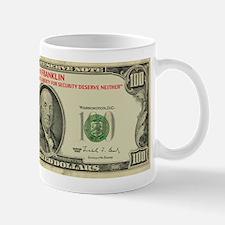 Liberty & Security Mug