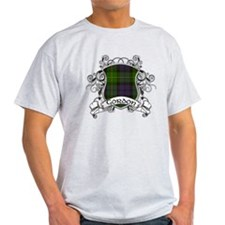 Gordon Tartan Shield T-Shirt