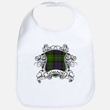 Gordon Tartan Shield Bib