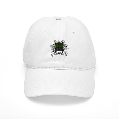 Gordon Tartan Shield Cap