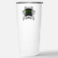 Gordon Tartan Shield Travel Mug