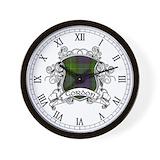 Clan gordon Wall Clocks