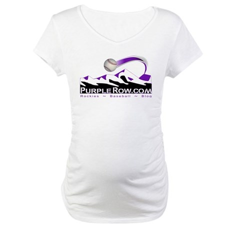 For Charity Maternity T-Shirt