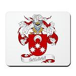 Galban Coat of Arms Mousepad