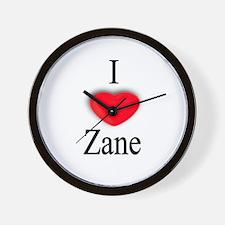 Zane Wall Clock