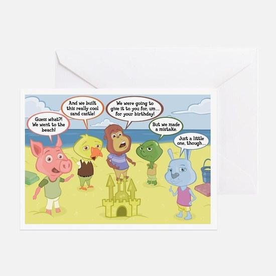 Jabloo Crew Birthday Card