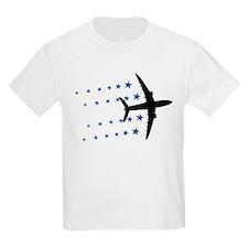 air plane stars T-Shirt