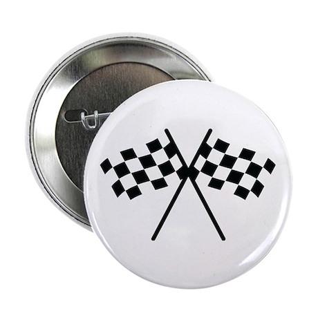 "checker flag autorace 2.25"" Button (10 pack)"
