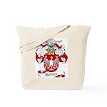 Galves Coat of Arms Tote Bag
