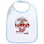 Galves Coat of Arms Bib