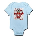 Galves Coat of Arms Infant Creeper